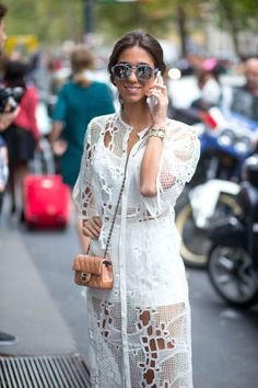 20 all white summer outfit ideas to start wearing now: