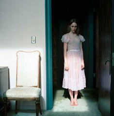 Saoirse Ronin by Hellen Van Meene
