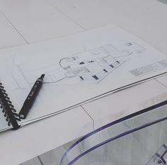 #drawing #interior #design #Kartell