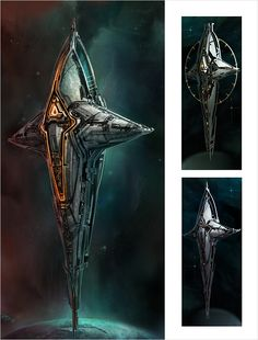 Concept Art World Spaceship Art, Spaceship Concept, Capital Ship, Concept Art World, Fantasy Rpg, Pirates Of The Caribbean, Best Artist, Game Art, Illustration Art