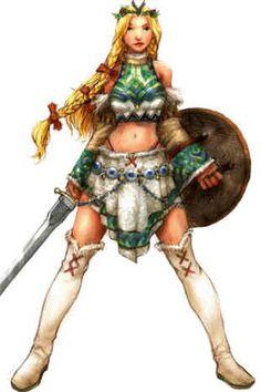 Mitologia Nórdica# FULLA – divindade menor da mitologia, irmã de Frigga. É a guardiã da caixa mágica de sua irmã.