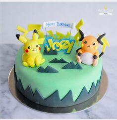 Video Game Cakes, Happy Birthday, Birthday Cake, Desserts, Food, Happy Brithday, Tailgate Desserts, Deserts, Urari La Multi Ani