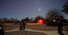 Dono de um dos céus mais limpos do planeta - com direito a 330 noites estreladas por ano, o deserto do Atacama é um dos melhores lugares para observação astronômica, localizado no norte do Chile.   Fotografia: Eduardo Vessoni / UOL.