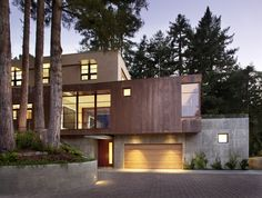 Mill Valley House / CCS Architecture   #livinginmillvalley #millvalleycalifornia #realestateofmarincounty