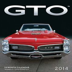 I'm not asking for much, just this . . .GTO 1967