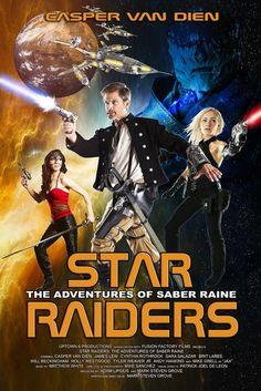 Watch->> Star Raiders: The Adventures of Saber Raine 2017 Full - Movie Online