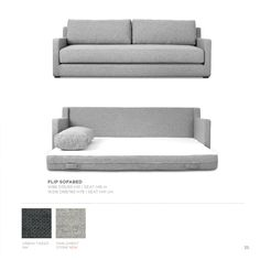 Daybeds futons sleeper sofas 12 resources for small for Capitola convertible chaise sofa