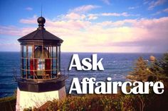 Ask Affaircare: Who Should I Talk To About This?