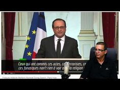 Presidente frances acusa os Illuminati pelo atentado