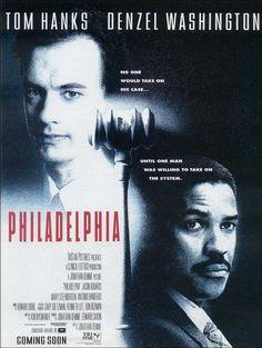 Philadelphia (1993) EEUU. Dir: Jonathan Demme. Drama. Enfermidade. Homosexualidade. Dereito - DVD CINE 1291