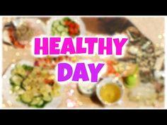 HEALTHY DAY I Gesundes Frühstück, Mittagessen& Abendessen mit Fittea UdPp* - YouTube