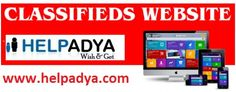 Best and easy to use Classified Website in Indiawww.helpadya.comyou can list anything from mobile, jobs, cars, bike, scooters, furniture, real estate, sports, electronics and appliances – and everything in between. Place your advert with Help Adya and your ad appear on site quickly. Help Adya receives huge targeted audience on daily basis. Post Free Ads, Scooters, Appliances, Real Estate, Bike, India, Electronics, Cars, Website