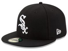 Chicago White Sox New Era MLB Authentic Collection 59FIFTY Cap 068e6041764