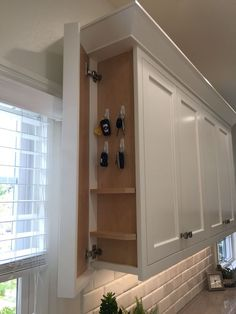 """Check out our web site for more relevant information on """"laundry room storage diy budget"""". It is a superb place to learn more. Pantry Laundry Room, Laundry Room Cabinets, Laundry Room Organization, Kitchen Pantry, Kitchen Storage, Kitchen Cabinets, Diy Cabinets, Laundry Shelves, Laundry Sorter"""