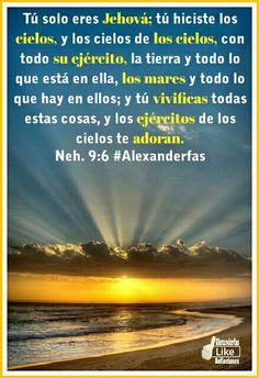 NEHEMIAS 9:6