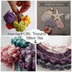 crochet pattern packs