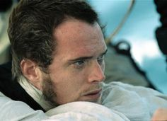 Paul Bettany as Dr.Maturin - Master and Commander Patrick O'brian, Master And Commander, Paul Bettany, Uk Tv, O Brian, Best Dramas, The Far Side, British Men, Drama Film