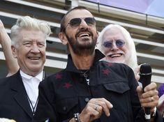 Ringo Starr y Barry Gibb, designados caballeros británicos