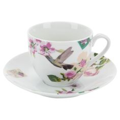 Teacups for candles