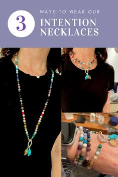 Amazing genuine gemstones with a sterling silver clasp to add your charms and amulets. Gemstone Properties, Amulets, Leather Tassel, Gemstone Necklace, Charms, Chokers, Necklaces, Gemstones, Sterling Silver