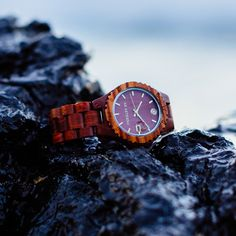 Our ROCKY #woodenwatch shot on a volcanic rock in the HAWAII. What do you think guys or ??? www.abaeternowatches.com   Check out on INSTAGRAM: http://instagram.com/p/sfP89Fm7Ro/?modal=true  #abaeterno #wood #instawatch #madera #watches #hawaii.