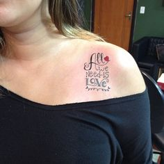 tattoo friday tatuagem dani bianco love