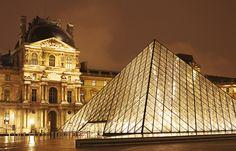 Musée du Louvre in Paris.