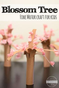 Feb Crafts for your preschool classroom. Fun craft projects for kids. Paint, paper, glue, scissors and more for tons of crafting fun! Spring Art Projects, Spring Crafts For Kids, Summer Crafts, Diy Crafts For Kids, Projects For Kids, Spring Crafts For Preschoolers, Craft Projects, K Crafts, Plant Crafts