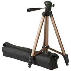 Amazon.com : AmazonBasics 50-Inch Lightweight Tripod with Bag : Camera & Photo
