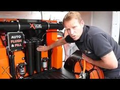 New X-Tank Pure Water Fed Pole Window Cleaning System from Xline Systems Window Cleaning Equipment, Water Fed Pole, Filter, Pressure Washing, Window Cleaner, Water Systems, Drip Coffee Maker, Squad, Windows