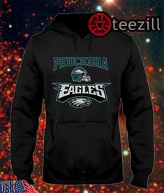 Fuck DA Eagles Shirt Philadelphia Eagles Logo