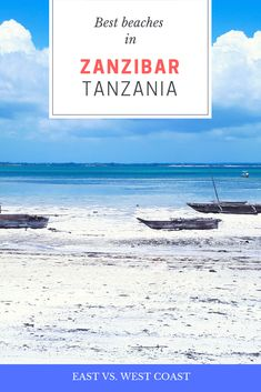 Zanzibar's beaches were the perfect end to our trip through Tanzania. Check out our responsible travel guide! Zanzibar Beaches, Stone Town, Responsible Travel, Cultural Experience, Walkabout, African Countries, Travel Memories, Culture Travel, Tanzania