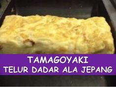 Resep dan Cara Membuat Telur Dadar Jepang #NyokMasak http://youtu.be/UJimCPueSDE