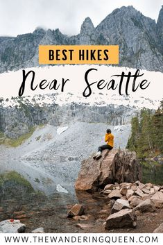 Best Hikes Near Seattle - The Wandering Queen Usa Travel Guide, Travel Usa, Travel Diys, Oregon Travel, Travel Essentials, Travel Guides, Travel Destinations, Montezuma, Monteverde