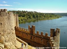 Castelo de Almourol - Portugal by Portuguese_eyes, via Flickr