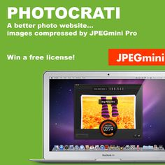 JPEGmini Pro Giveaway