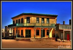 old West Movie Sets | Recent Photos The Commons Getty Collection Galleries World Map App ...