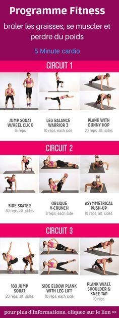 24 super images de exercice sport maison | exercise workouts, health