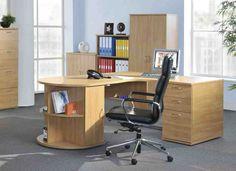 Home Office Furniture Sets - Decor Ideas Modern Home Office Furniture, Office Furniture Design, Sofa Furniture, Home Desk, Sofa Home, Home Office Desks, Office Decor, Decoration Design, Borneo