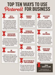 The Smart Marketer Resource Center: How to Use Pinterest as a Marketing Strategy
