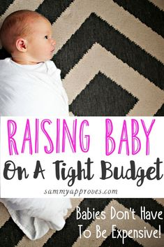 Baby Discover Raising Baby on a Tight Budget Many times Ive heard the complaint babies are expensive. But adding to the family doesnt have to break the bank. Raising baby on a tight budget is . Baby On A Budget, Baby Driver, Budget Planer, Baby Care Tips, Baby Supplies, Everything Baby, Baby Time, First Baby, Baby Baby