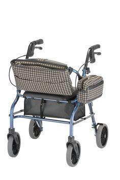 ultimate walker bag houndstooth