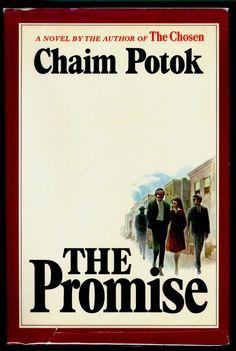 The Promise, by Chaim Potok.