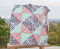 Recollection Birchen Quilt