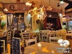 Μανιτάρι Μαγικό και...ρομαντικό! Ανακάλυψε και εσύ την μοναδική του ατμόσφαιρα κάθε μέρα στο Μπιτ Παζάρ!  📍Προσφυγικής Αγοράς 32-34 Μπιτ Παζάρ ,#Θεσσαλονίκη ☎️ 2310.268886  #manitari_magiko #mpit_mpazar #thessaloniki #tavern #food #τοστέκιμας Facebook Sign Up, Table Settings, Table Decorations, Place Settings, Dinner Table Decorations, Tablescapes