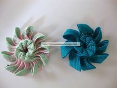 ric rac flower tutorial,#diy,#flower,#ric_rac