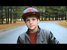 ▶ MattyB - Be Mine (Official Music Video) - YouTube  cool kid!