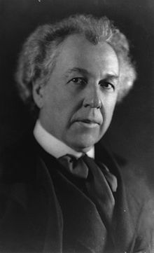 Frank Lloyd Wright - 1867-1959 - American Architect, writer, educator designed in harmony with the environment