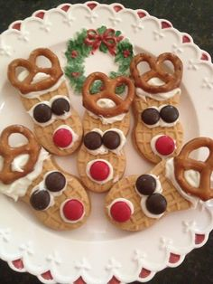 Cute christmas cookies to make with kids