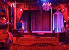 burlesque venue - Google Search
